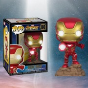 POP Marvel: #380 Iron Man Light-up - Avengers Infinity War EX