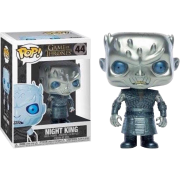 POP TV: #44 Night King (Metallic) EX Vinyl Figure