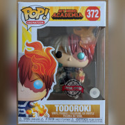 Funko POP Anime: #372 Todoroki Metallic My Hero Academia (EX)
