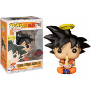 POP Animation: #710 Goku eating Noodles - Dragonball EX